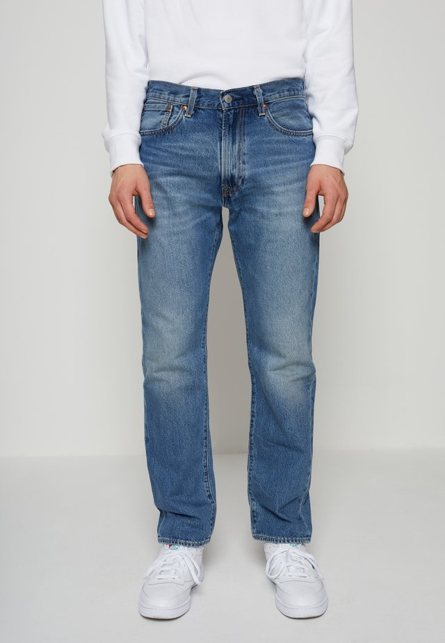 551Z AUTHENTIC STRAIGHT - Džíny Straight Fit - med indigo