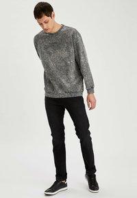 DeFacto - Jeans slim fit - black - 3