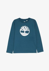Timberland - Long sleeved top - blue - 2