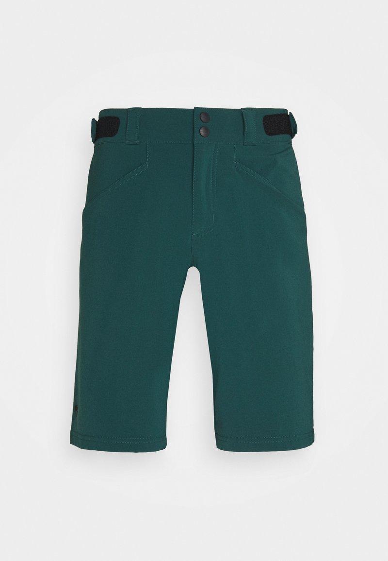 Ziener - NIW MAN SHORTS - kurze Sporthose - spruce green