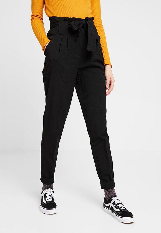 YASTUDOR PANT - Trousers - black