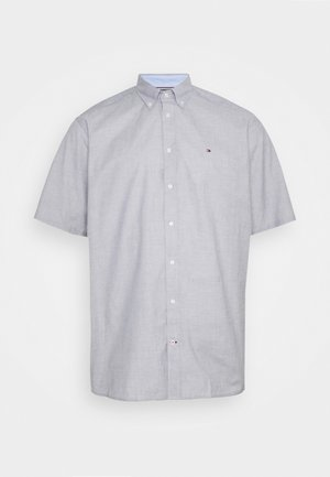 NATURAL SOFT POPLIN - Shirt - carbon navy