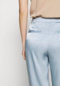 Bruuns Bazaar - SOFIA TELMA PANT - Pantalones - blue mist - 3