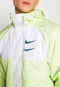 Nike Sportswear - Summer jacket - barely volt/white/blue force - 6