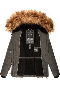 Navahoo - ZOJA - Winter jacket - anthracite - 5