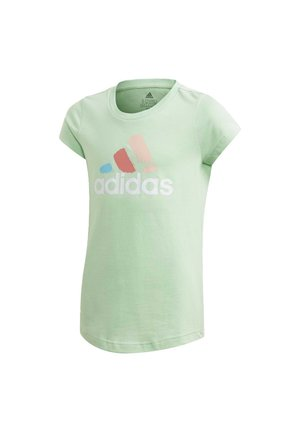 GRAPHIC T-SHIRT - T-shirt con stampa - green