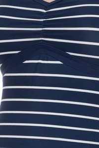 JoJo Maman Bébé - Badpak - navy white stripe - 3
