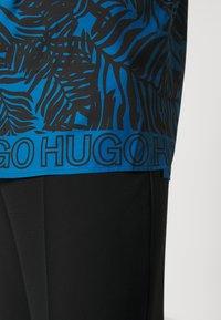HUGO - EBOR - Vapaa-ajan kauluspaita - bright blue - 6