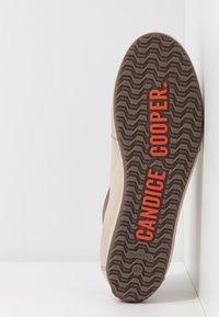 Candice Cooper - ROCK - Baskets basses - sagar/ tamponato sabbia - 6