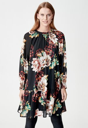 SOUTH - Day dress - black