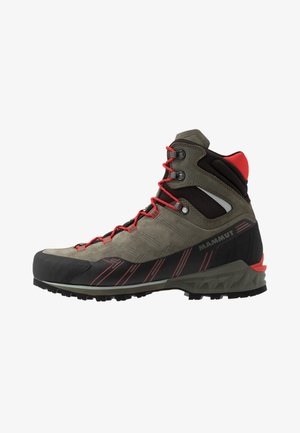 KENTO GUIDE HIGH  - Mountain shoes - tin/spicy