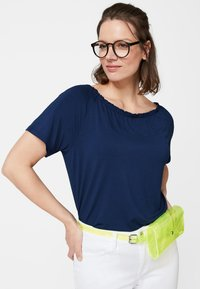 Triangle - Basic T-shirt - midnight blue - 0
