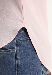 ONLY - ONLVIC SOLID  - Camiseta básica - rose quartz - 5