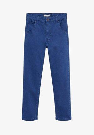 CHINOJ - Slim fit jeans - elektrisch blauw