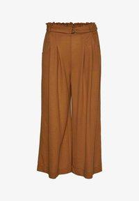 Vero Moda - Trousers - tobacco brown - 0