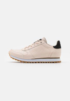 Ydun Croco Shiny - Sneakers basse - whisper white