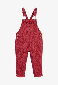 Next - DUNGAREES - Dungarees - red - 0