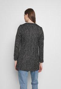 ONLY - ONLMAYA COATIGAN - Halflange jas - black - 2