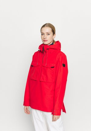 ECLIPSE  - Windbreaker - fiery red