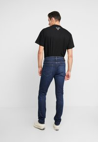 Lee - LUKE - Slim fit jeans - worn foam - 2