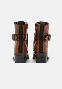 Bugatti - RUBY - Lace-up ankle boots - cognac - 3