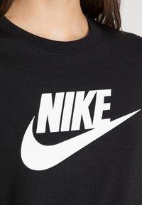 Nike Sportswear - TEE ICON FUTURA - T-shirt print - black/(white) - 4