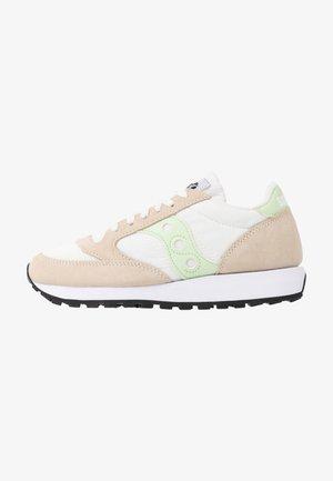 JAZZ VINTAGE - Sneaker low - white/seafoam