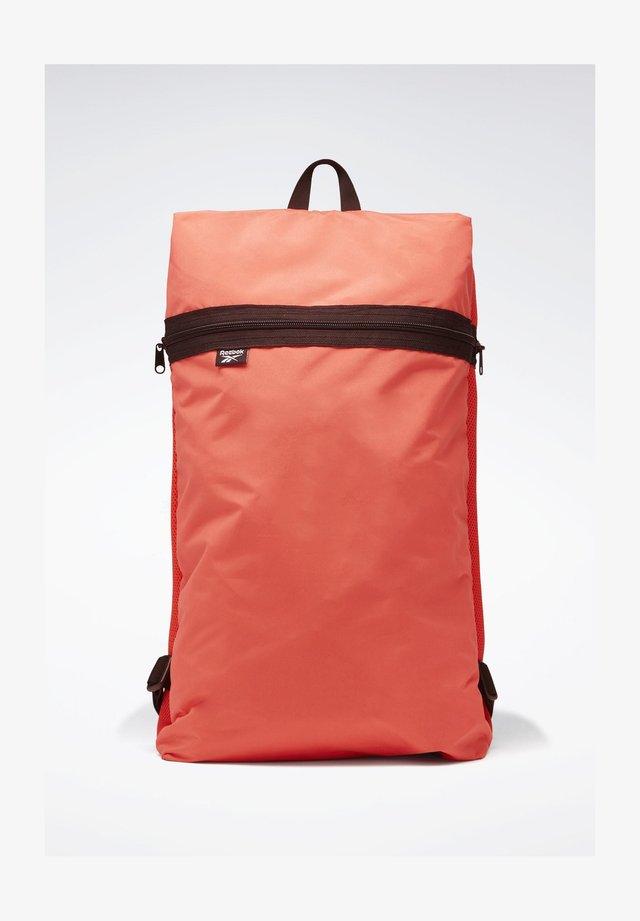 TECH BACKPACK - Rugzak - orange