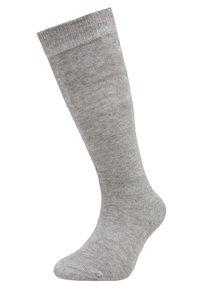 camano - SOFT KNEE 4 PACK - Knee high socks - chalk pink melange - 1