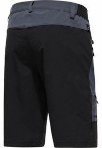 Haglöfs - Shorts - dense blue/true black - 5