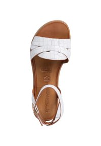 Tamaris - Sandals - white - 3