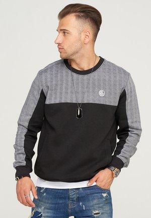 VICTORIA - Sweatshirt - schwarz