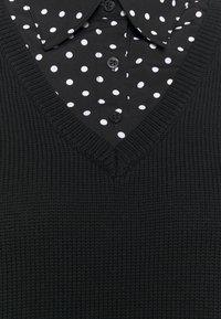 Lauren Ralph Lauren Woman - Maglione - polo black/dot - 2