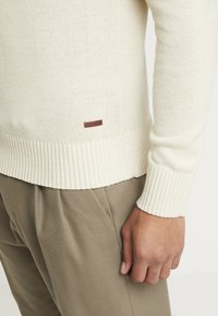Jack & Jones - JORCLAY ROLL NECK - Trui - silver birch - 5