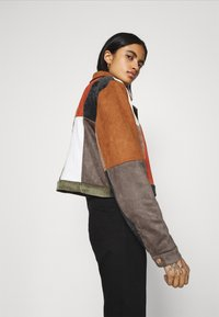 Jaded London - PATCHWORK JACKET WITH BUTTON FRONT - Summer jacket - multi - 3