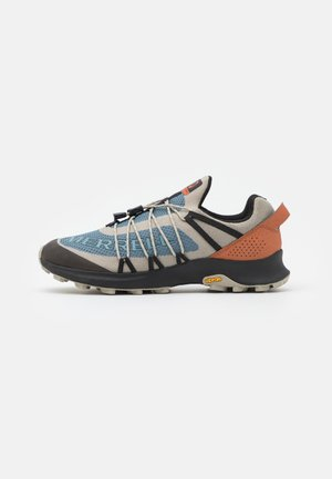 LONG SKY SEWN - Běžecké boty do terénu - aluminium