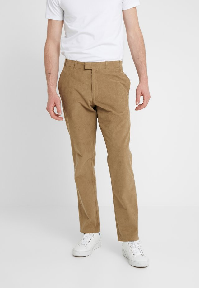 CARY - Trousers - beige