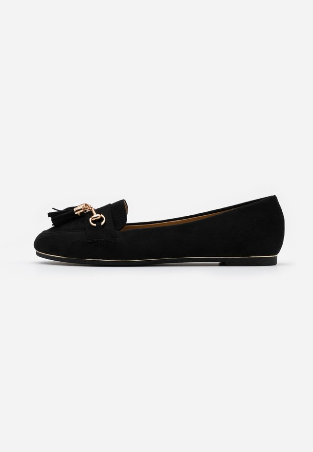 MARLO - Slippers - black