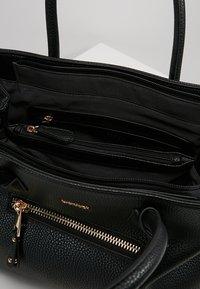 L. CREDI - MAXIMA - Handbag - black - 4