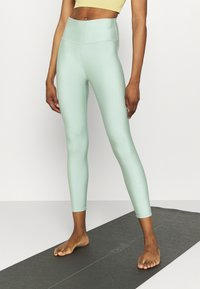 Cotton On Body - REVERSIBLE 7/8 - Leggings - mint chip - 3