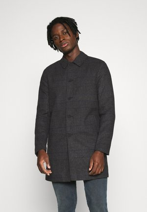 ONSADAM MAXIMILLIAN CHECK COAT - Classic coat - dark grey
