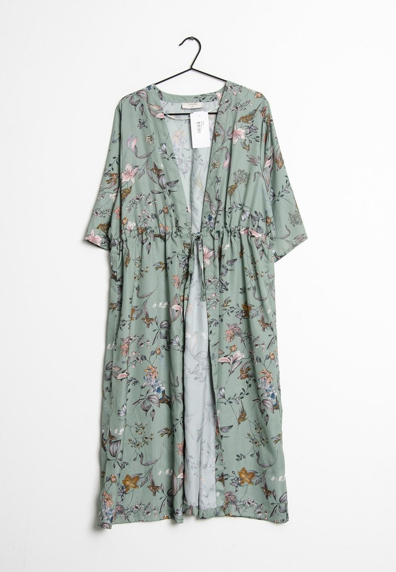 Cream - Robe longue - green