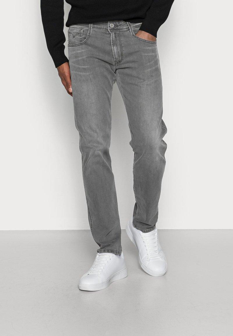 Replay - ANBASS - Slim fit jeans - dark grey