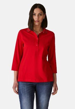 Polo shirt - rosso