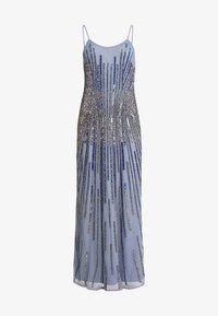 Lace & Beads - DULCE MAXI - Společenské šaty - blue - 4