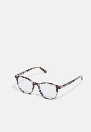 BLUE LIGHT PRINT GLASSES - Other accessories - milky tort