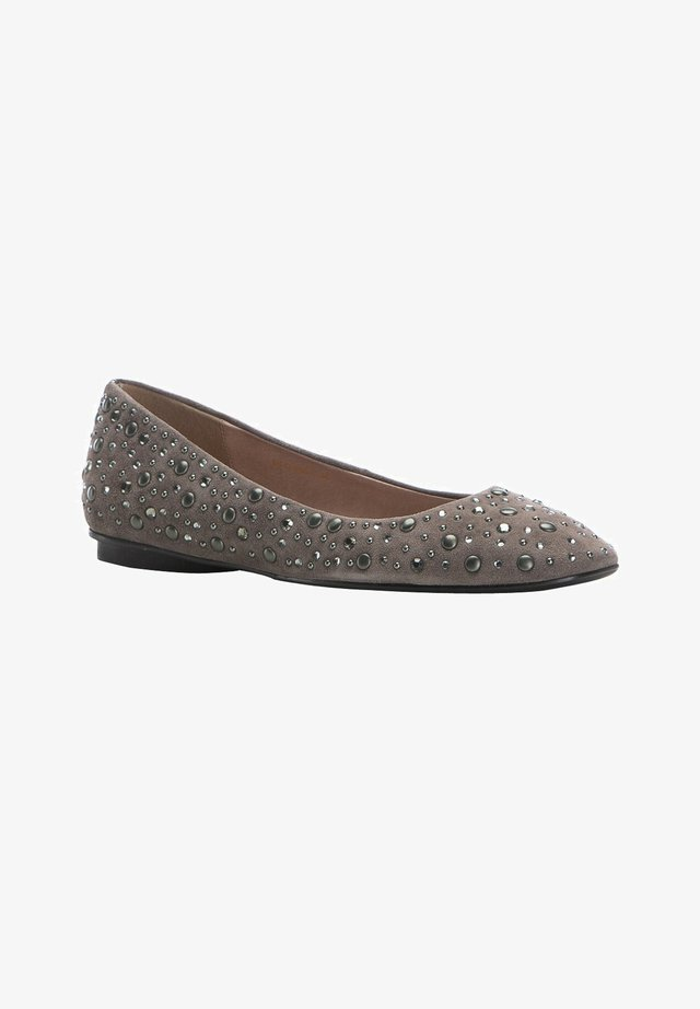 Ballet pumps - grau