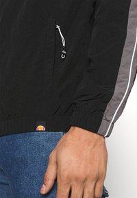 Ellesse - FAIRCHILD - Summer jacket - black - 4