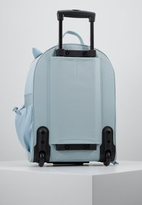 Lässig - ABOUT FRIENDS LOU ARMADILLO - Wheeled suitcase - blue - 3