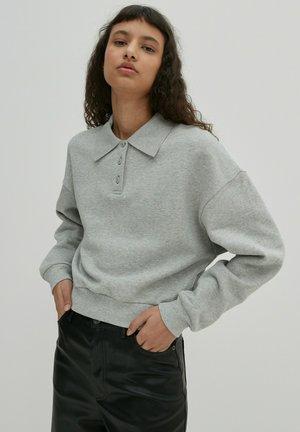 MAE - Polo shirt - grau